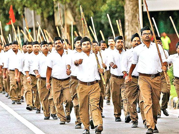 राष्ट्रवादीच्या कार्यकर्त्यांनी राष्ट्रीय स्वयंसेवक संघाकडून चिकाटी शिकावी- शरद पवार|पुणे,Pune - Divya Marathi