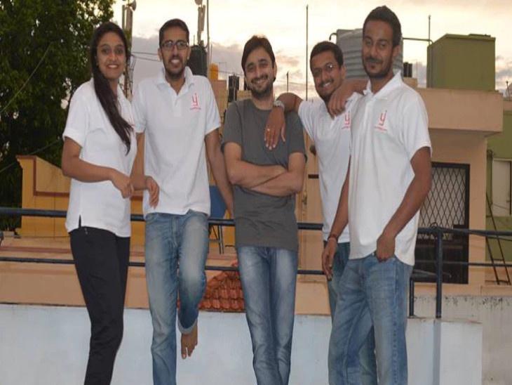 पाच मित्रांनी 5 वर्षांपूर्वी सुरू केले ऑनलाइन गोष्टी लिहिण्याचे काम, आज झाले कामाचे चीज; मिळाले 100 कोटी रूपये|बिझनेस,Business - Divya Marathi
