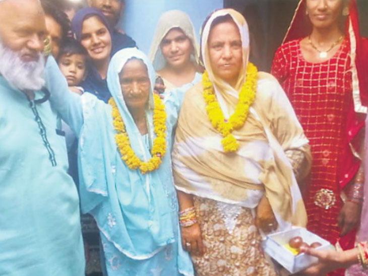 १४ मुलांच्या ६५ वर्षीय पित्याने ५५ वर्षीय विधवेशी केला निकाह; रमजानमध्ये अजमेर दर्ग्यात झाली होती दोघांची भेट|देश,National - Divya Marathi