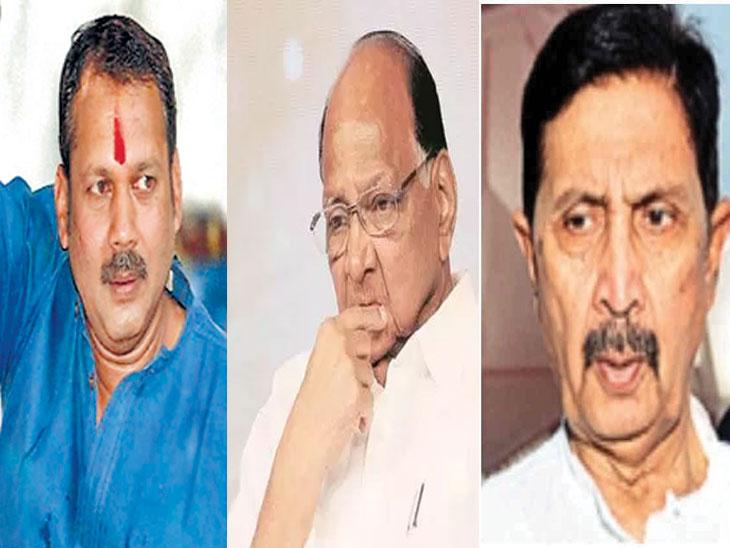 साताऱ्याच्या राजेंचा वाद विकोपाला; शरद पवारांची मध्यस्थीही अयशस्वी, रामराजे-उदयनराजेंनी काढली एकमेकांची उणीदुणी मुंबई,Mumbai - Divya Marathi