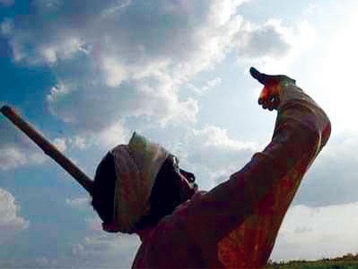 जून महिना संपत आला तरी पाऊस न पडण्याची स्थिती १९७२ नंतर प्रथमच; शेतकऱ्यांची आर्थिक घडी विस्कटणार|औरंगाबाद,Aurangabad - Divya Marathi