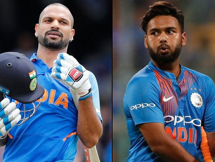 भारतीय क्रिकेटसाठी वाईट बातमी; सलामीवीर शिखर धवन दुखापतीमुळे विश्वचषकातून बाहेर, ऋषभ पंतला मिळणार संधी क्रिकेट,Cricket - Divya Marathi
