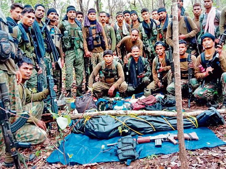 प्रेमप्रसंगामुळे नक्षल सीमाची झाली होती पदावन्नती, शिपायाची हत्या केल्यानंतर पुन्हा मिळाले पद|देश,National - Divya Marathi