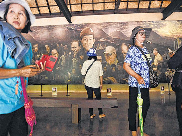 फुटबॉल खेळाडूंच्या जिवावर बेतलेली गुहा पर्यटकांचे आवडते स्थळ बनली; सरकारकडून पर्यटनस्थळास ५ कोटींची मंजुरी  - Divya Marathi