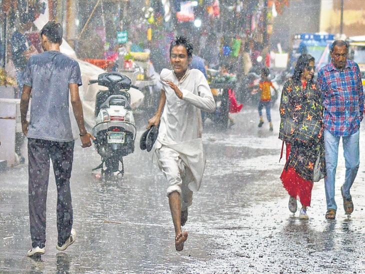 जूनमध्ये आतापर्यंत सरासरीपेक्षा ४४% कमी पाऊस; रिझर्व्ह बँकेच्या पतधोरण आढाव्यावर परिणाम होण्याची शक्यता, महागाईत वाढीची भीती|बिझनेस,Business - Divya Marathi