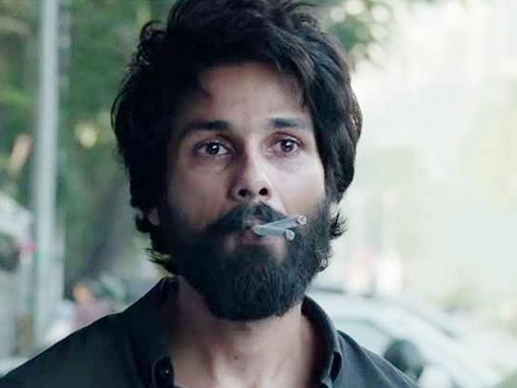 Movie Review : प्रेमात वेडा असलेल्या प्रियकराची कहाणी आहे 'कबीर सिंह', शाहिदने केले उत्तम काम|देश,National - Divya Marathi