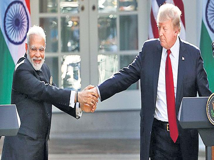 व्यापार युद्ध : भारताच्या स्थानिक डाटा स्टोरेज नियमाने अमेरिका नाराज; एच-वन-बी व्हिसा मर्यादित करण्याचा इशारा|देश,National - Divya Marathi