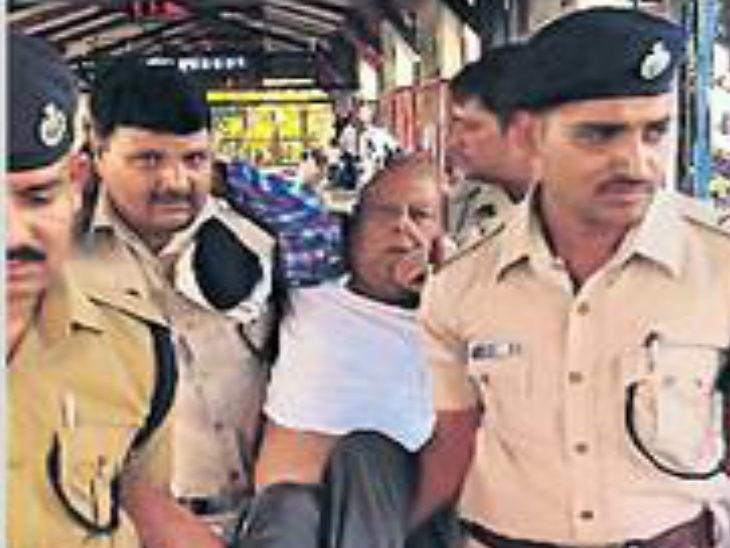 धावत्या ट्रेनमध्ये प्रवाशाला आला ह्रदयविकाराचा झटका, आरपीएफ जवानांनी वाचवले प्राण|देश,National - Divya Marathi