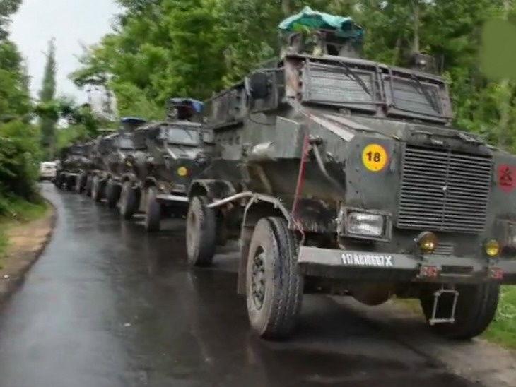 Encounter: काश्मीरच्या शोपिया जिल्ह्यात चकमक, 4 दहशतवाद्यांना कंठस्नान|देश,National - Divya Marathi
