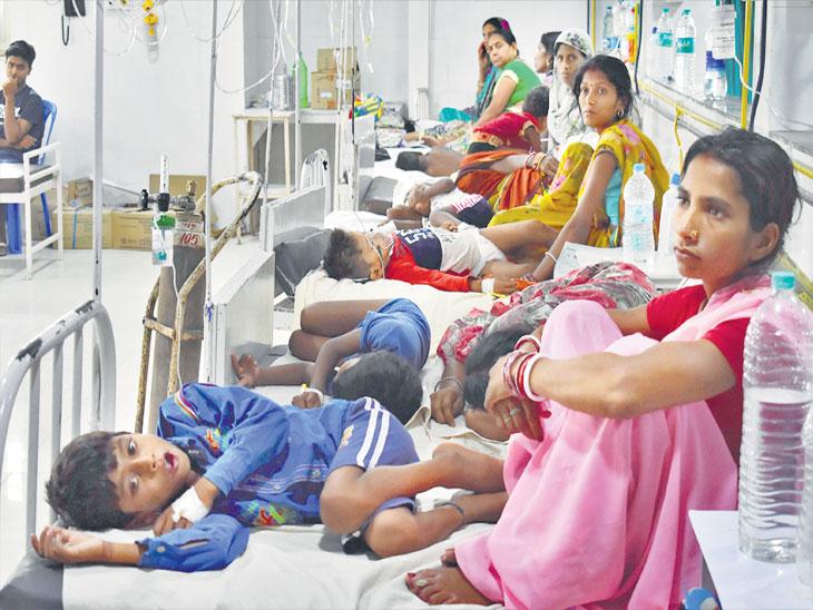 जगभरात १४ वयापर्यंतच्या जेवढ्या मुलांचे मृत्यू झाले, त्यात १८ टक्के भारतीय मुलांचा समावेश; गेल्या १५ वर्षांत निष्काळजीपणामुळे निष्पापांचे घेतले बळी|देश,National - Divya Marathi