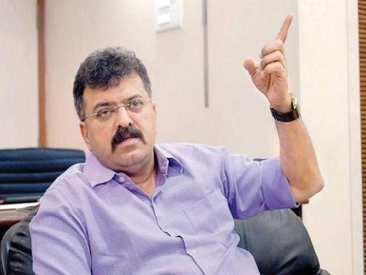 पोलिस बढतीत 100 कोटींचा घोटाळा झाल्याचा जितेंद्र आव्हाडांचा खळबळजनक आरोप, यामुळे  पुढील दहा वर्ष बढती होत नाही मुंबई,Mumbai - Divya Marathi