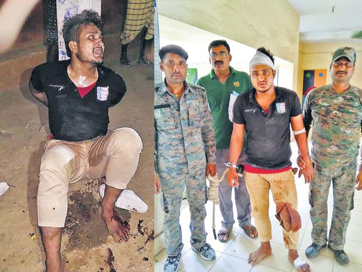 झारखंडमध्ये माॅब लिंचिंग : जय श्रीरामच्या घोषणा द्यायला भाग पाडले, युवकाला बांधून मारहाण; पोलिसांनी ठाण्यात डांबले, ५ व्या दिवशी मृत्यू|देश,National - Divya Marathi