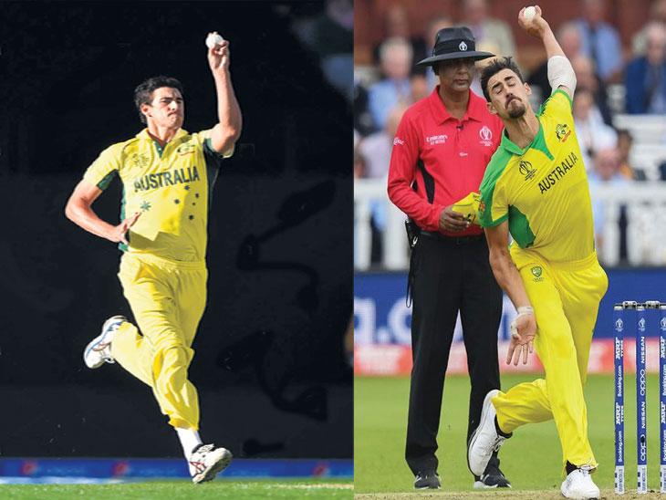 या गाेष्टींमुळे मिशेल स्टार्कच्या गाेलंदाजीला चालना; इंग्लंडविरुद्ध सामन्यात स्टार्कचा चेंडू ठरला बाॅल ऑफ द टुर्नामेंट|क्रिकेट,Cricket - Divya Marathi