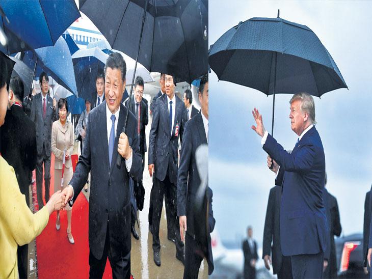 जी-२० परिषद : जपानच्या ओसाकामध्ये आजपासून सुरुवात, जगातील शक्तिशाली देशांचे राष्ट्राध्यक्ष एक दिवस आधी दाखल|विदेश,International - Divya Marathi