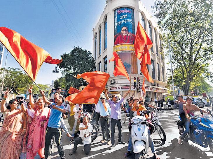 मराठी भाषेला शिवसेनेने हद्दपार केले, मराठी माणसे हुसकावली; विरोधकांची टीका|मुंबई,Mumbai - Divya Marathi