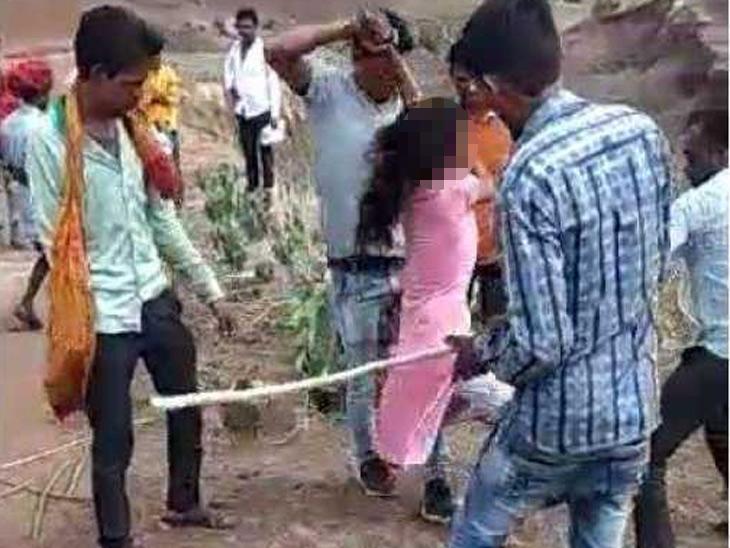 दलित मुलासोबत बेपत्ता होती तरुणी, गावात येताच कुटुंबियांनी ओलांडल्या सर्वच मर्यादा देश,National - Divya Marathi