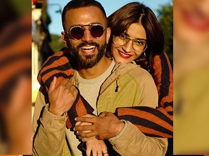 Love Story: आनंद अहुजा नव्हे, तर त्याच्या बेस्ट फ्रेंडला डेट करणार होती सोनम कपूर, कुणालाच वाटले नव्हते दोघांचे लग्न होईल...| - Divya Marathi