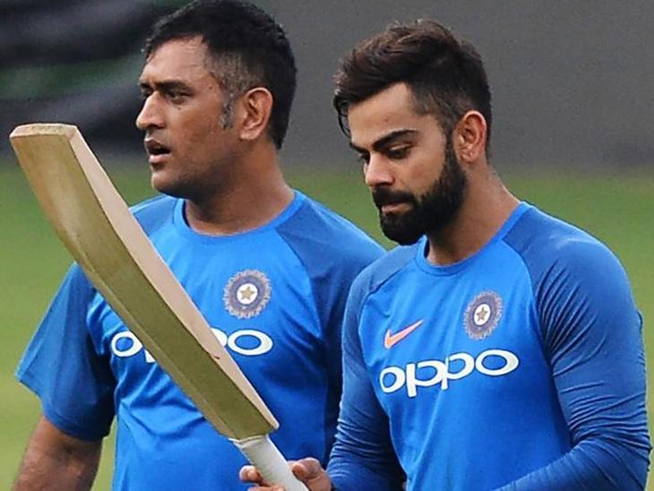 विराट-रोहितला बाहेर जाणारा चेंडू; धोनीला कमी गतीच्या चेंडूपासून धोका स्पोर्ट्स,Sports - Divya Marathi