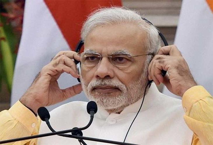 मोदींनी सुरू केली 'मन की बात', म्हणाले- 'स्वच्छता अभियानाप्रमाणे पाणी वाचवण्यासाठी अभियान सुरू करा... देश,National - Divya Marathi