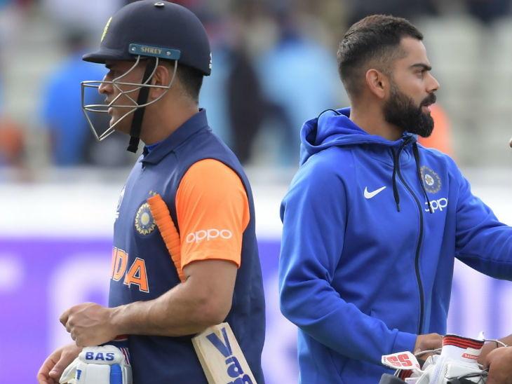 भारत-इंग्लंड सामना : महत्वाच्या वेळी विकेट गमावल्याने झाला पराभव, आमचे फलंदाज वेगवाग धावा काढण्यात अपयशी; विराट कोहली|क्रिकेट,Cricket - Divya Marathi