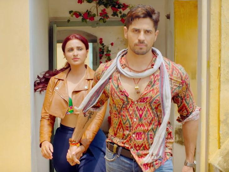 सिद्धार्थ मल्होत्रा आणि परिणीती चोप्रा स्टारर चित्रपट 'जबरिया जोडी'चा ट्रेलर रिलीज, बिहारच्या पार्श्वभूमीवर आधारित आहे कथा  - Divya Marathi