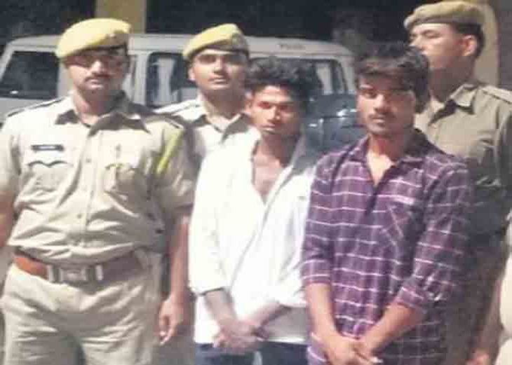 नराधमांनी शालेय विद्यार्थिनीचे दिवसाढवळ्या केले अपहरण, जंगलात नेऊन केला सामुहिक बलात्कार; पोलिसांनी चार तासांत आरोपींना ठोकल्या बेड्या|देश,National - Divya Marathi