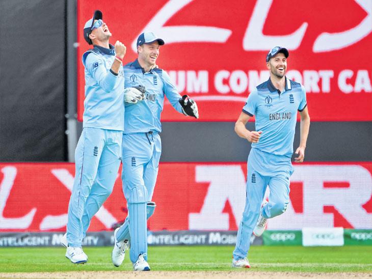 इंग्लंडचा २७ वर्षांनी विजय : भारताला ३१ धावांनी हरवले; बेयरस्टोचे (१११) शतक स्पोर्ट्स,Sports - Divya Marathi