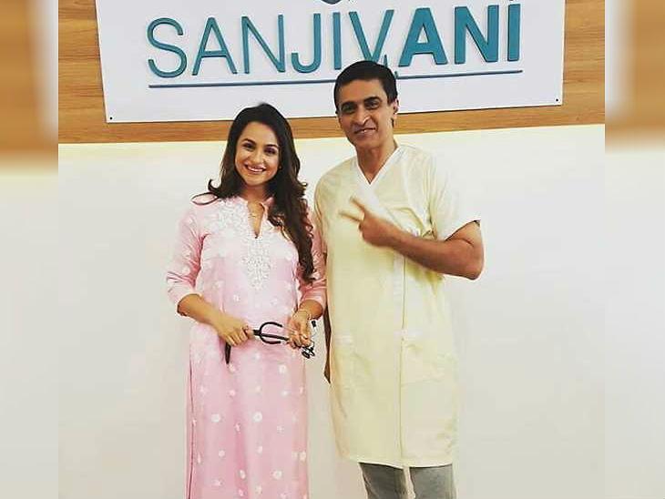 17 वर्षांनंतर पुन्हा छोट्या पडद्यावर परतणार सिरीयल 'संजीवनी', डॉक्टर्स डेला रिलीज झाला पहिला लुक| - Divya Marathi