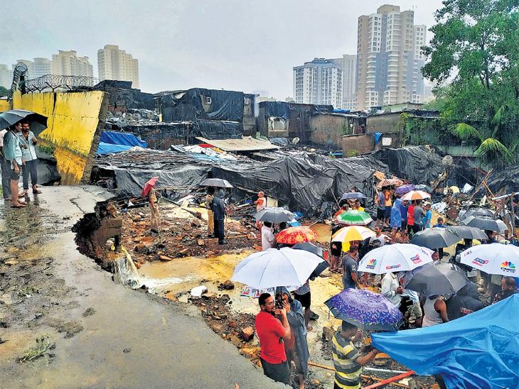एका दिवसात पावसाचे 40 बळी, '26' जुलै' नंतरचा सर्वाधिक पाऊस|मुंबई,Mumbai - Divya Marathi