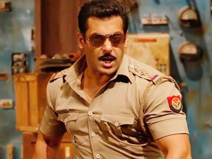 ट्रँग्यूलर लव्ह स्टोरी असेल आगामी चित्रपट 'दबंग 3', टीनेजर दिसण्यासाठी सलमान कमी करणार 15 किलो वजन  - Divya Marathi