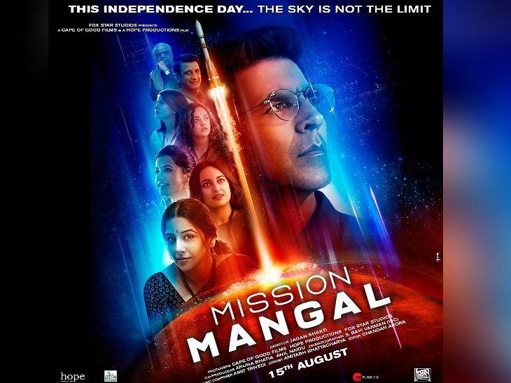 अक्षयच्या 'मिशन मंगल' सोबत होणार प्रभासच्या 'साहो' ची टक्कर, 15 ऑगस्टला रिलीज होतील दोन्ही चित्रपट| - Divya Marathi