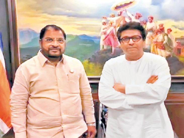 राजू शेट्टी-राज ठाकरेंची भेट; काँग्रेस-राष्ट्रवादीवर दबाव टाकण्याची रणनीती|मुंबई,Mumbai - Divya Marathi