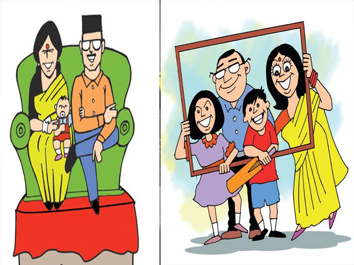 प्राप्तिकराचा ७२ वर्षांचा प्रवास : नेहरूंच्या काळात करदात्याला जितकी मुले, तेवढीच जास्त मिळायची प्राप्तिकरात सूट|बिझनेस,Business - Divya Marathi