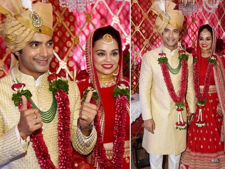 दोन महिन्यांपूर्वी झाले होते शरद मल्होत्राचे लग्न, पण शोच्या शुटिंगमुळे पत्नीला देऊ शकत नाहीये पुरेसा वेळ| - Divya Marathi