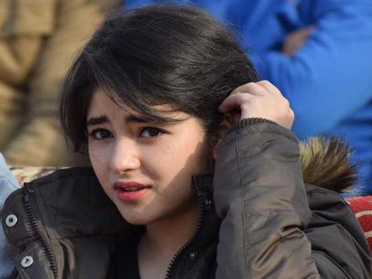 बॉलिवूड सोडणारी अभिनेत्री जायरा वसीमला 'बिग बॉस 13' च्या मेकर्सने केले अप्रोच, जायरा बनणार का शोचा भाग ?| - Divya Marathi