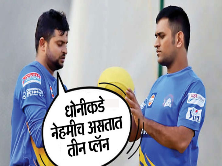B'Day Special : इतकाही Cool नव्हता Captain धोनी, कॅमेरा बंद होताच खेळाडूंची घ्यायचा शाळा; रैनाचा खुलासा|क्रिकेट,Cricket - Divya Marathi