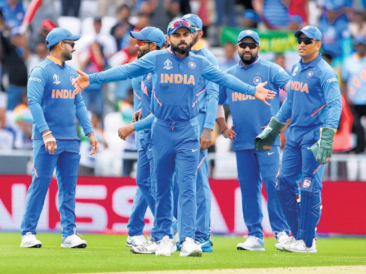 भारताचा श्रीलंकेवर दणदणीत विजय; आता उपांत्य सामन्यात न्यूझीलंडशी भिडणार; ९ जुलै रोजी होणार लढत स्पोर्ट्स,Sports - Divya Marathi