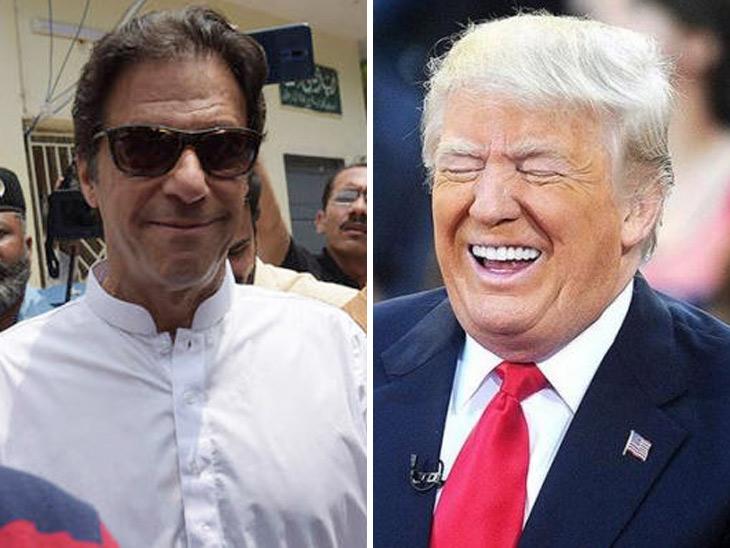 Pak / अमेरिका दौऱ्यात पैसे वाचवण्यासाठी महागड्या हॉटेलात नव्हे, राजदूताच्या घरी थांबणार पाकिस्तानचे पंतप्रधान|विदेश,International - Divya Marathi