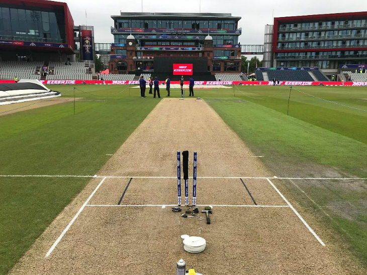 World Cup/ भारत-न्यूझीलंड सामन्यादरम्यान ओल्ड ट्रॅफर्ड स्टेडियम राहणार 'नो फ्लाय झोन'; सुरक्षेच्या दृष्टीकोनातून ईबीसीने घेतला निर्णय|क्रिकेट,Cricket - Divya Marathi