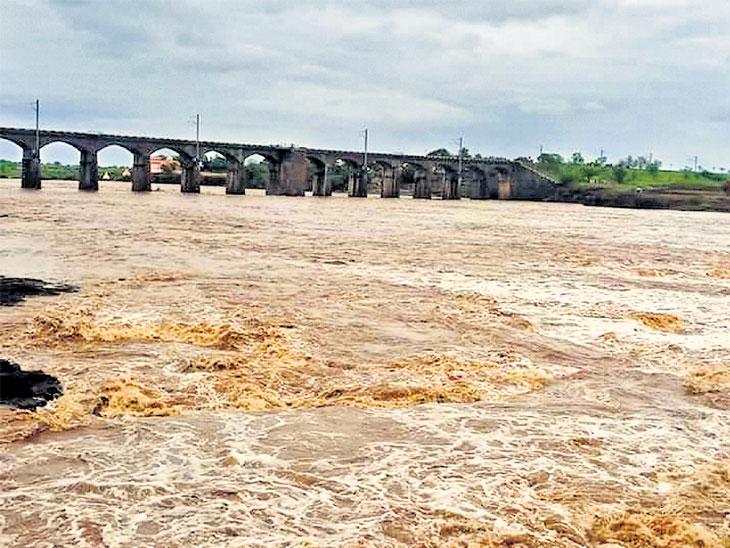 दोन दिवसांमध्ये पैठण येथील जायकवाडी धरणाच्या पाणी पातळीत होणार वाढ; नांमकामधून गोदावरीत ३,१५५ क्युसेकने विसर्ग|औरंगाबाद,Aurangabad - Divya Marathi
