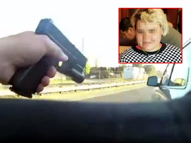 अमेरिकेत अल्पवयीन मुलीने पोलिसांना दाखवली खेळणीतील बंदूक; अधिकाऱ्याने गोळ्या घालून ठार मारले|देश,National - Divya Marathi