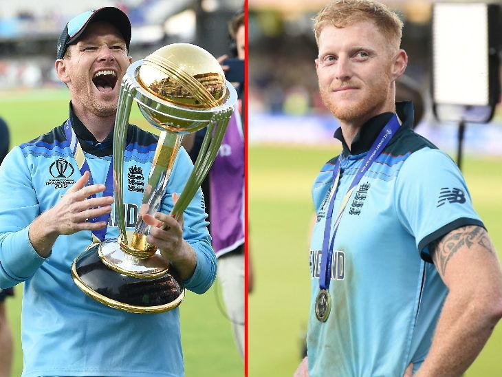 दुसऱ्या देशात जन्मलेल्या खेळाडूंनी इंग्लंडला मिळवून दिले विश्वविजेतेपद, स्वतः बेन स्टोक्स आहे न्यूझीलंडचा क्रिकेट,Cricket - Divya Marathi