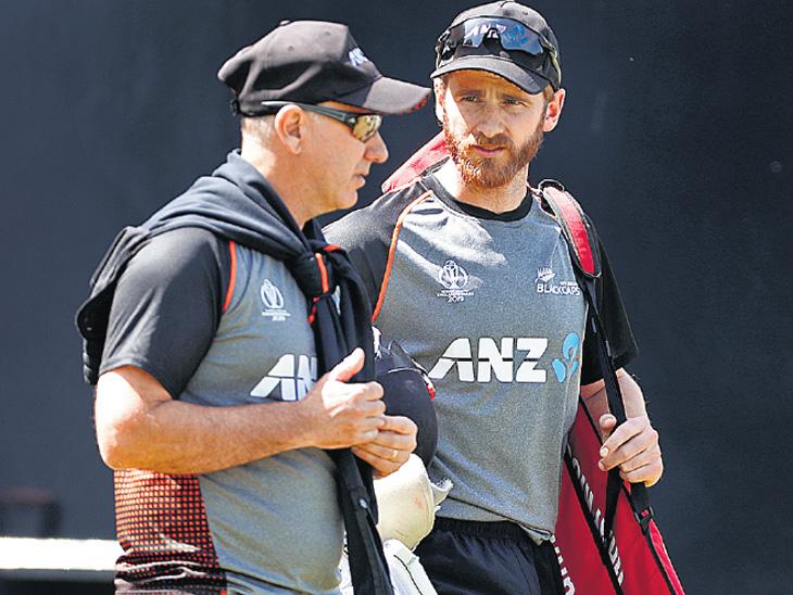न्यूझीलंडचे प्रशिक्षक स्टेड म्हणाले- भविष्यात अंतिम सामना बरोबरीत सुटल्यास दोन्ही संघांना देण्यात यावा संयुक्तपणे विजेतेपदाचा बहुमान स्पोर्ट्स,Sports - Divya Marathi