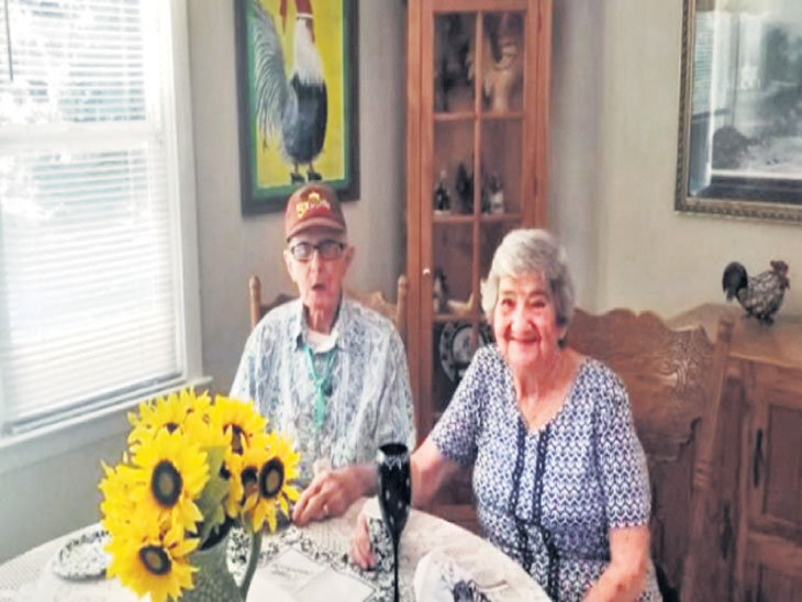 जर्मनीत लग्नाच्या ७१ वर्षांनंतर एकाच दिवशी पती-पत्नीचा मृत्यू  - Divya Marathi