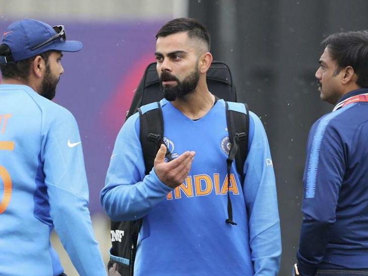 वेस्टइंडीज दौऱ्यासाठी भारतीय क्रिकेट संघाची घोषणा; विराटच राहणार कॅप्टन, राहुल चहरसह नवदीप सैनी नवीन चेहरे|क्रिकेट,Cricket - Divya Marathi