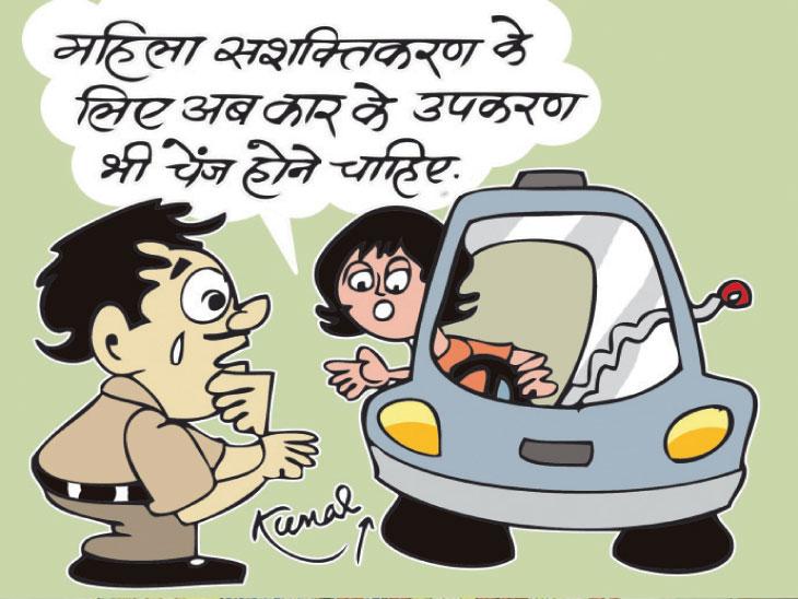 कार अपघातात महिला मृत्यूंचे प्रमाण पुरुषांपेक्षा 73% जास्त,व्हर्जिनिया विद्यापीठाचा अहवाल|विदेश,International - Divya Marathi