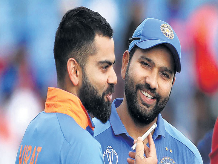विंडीज दाैऱ्यासाठी टीम इंडियाने वनडेत पाच खेळाडूंमध्ये केला बदल; दाेन वर्षांत सर्वात कमी खेळाडू बदलले, त्याच संघांनी जिंकले सर्वाधिक सामने क्रिकेट,Cricket - Divya Marathi