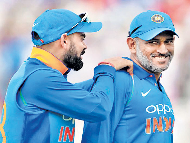 विराटच्या संघाची जय-पराजयाची सरासरी २.५५; धोनी-सौरवच्या पुढे|क्रिकेट,Cricket - Divya Marathi