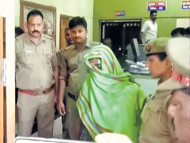 3 महिन्यांच्या मुलास मातेनेच चौथ्या मजल्यावरून फेकले, सततच्या आजारपणामुळे त्रस्त झाली होती देश,National - Divya Marathi