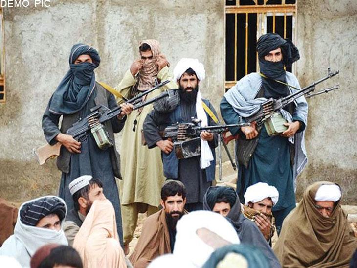 अफगाणिस्तानात तालिबानच्या 7 दहशतवाद्यांना अटक, अफगाण नॅशनल पोलिसांची मोठी कारवाई विदेश,International - Divya Marathi